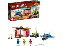 LEGO® NINJAGO® 71703 Bitva s bouřkovým štítem