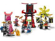 LEGO Ninjago 71708 Hráčská burza - Poškozený obal