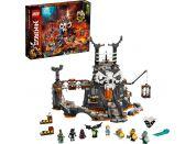 LEGO® NINJAGO® 71722 Kobky Čaroděje lebek