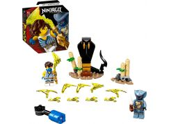 LEGO® NINJAGO® 71732 Epický souboj – Jay vs. Serpentine