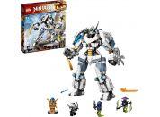 LEGO® NINJAGO® 71738 Zane a bitva s titánskými roboty
