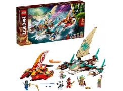 LEGO® NINJAGO® 71748 Souboj katamaránů na moři