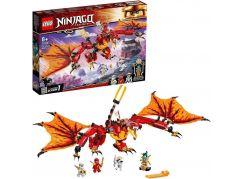 LEGO® NINJAGO® 71753 Útok ohnivého draka