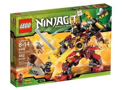 LEGO Ninjago 9448 Robot samuraj