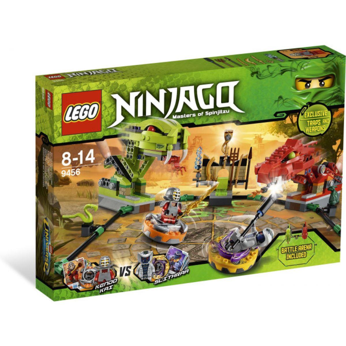 LEGO Ninjago 9456 Spinner Battle