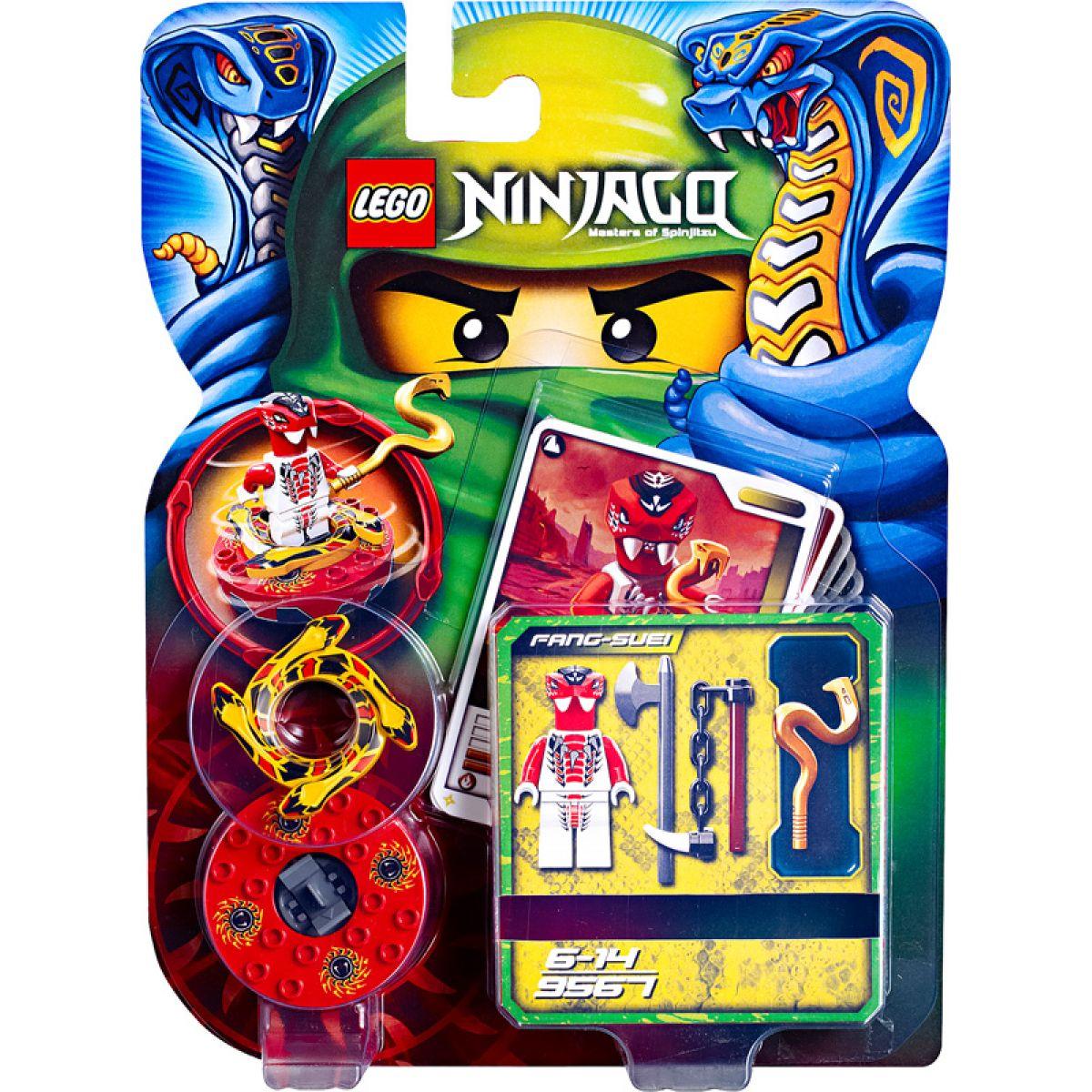 LEGO Ninjago 9567 Fang-Suei