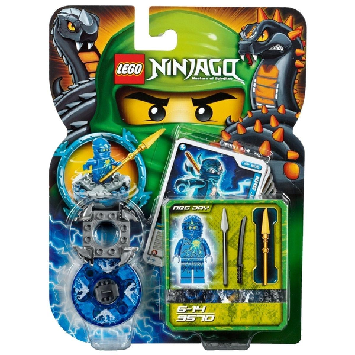 LEGO Ninjago 9573 Slithraa