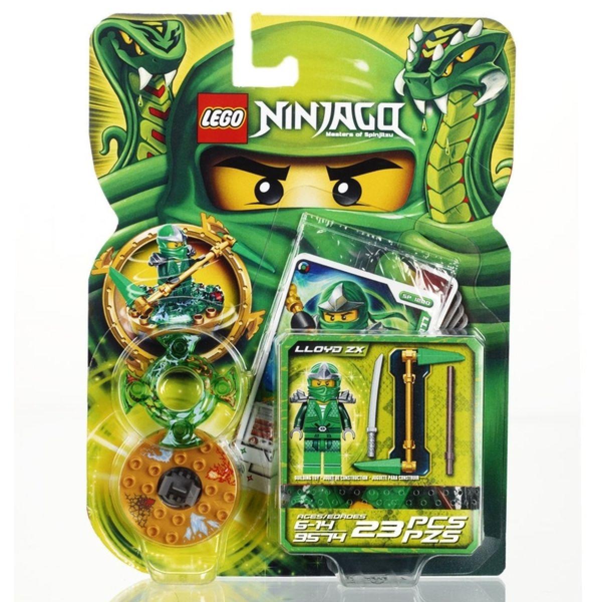 LEGO Ninjago 9574 Lloyd ZX