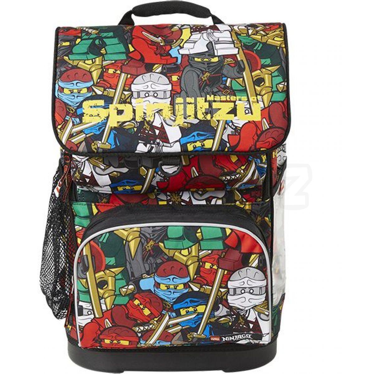 LEGO Ninjago Comic Optimo školní aktovka 2 dílný set  12783fedc6