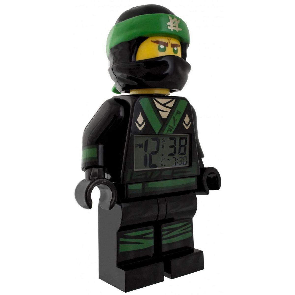 LEGO Ninjago Movie Lloyd hodiny s budíkem