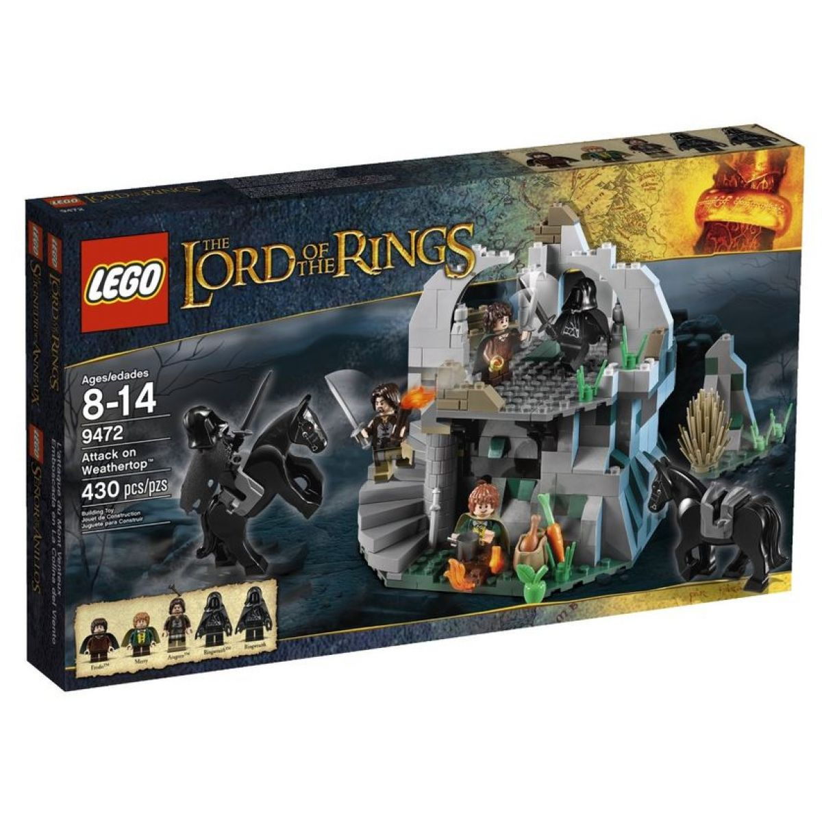 LEGO Pán Prstenů 9472 Útok na Weathertop