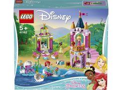 LEGO Princezny 41162 Královská oslava Ariel, Šípkové Růženky a Tia
