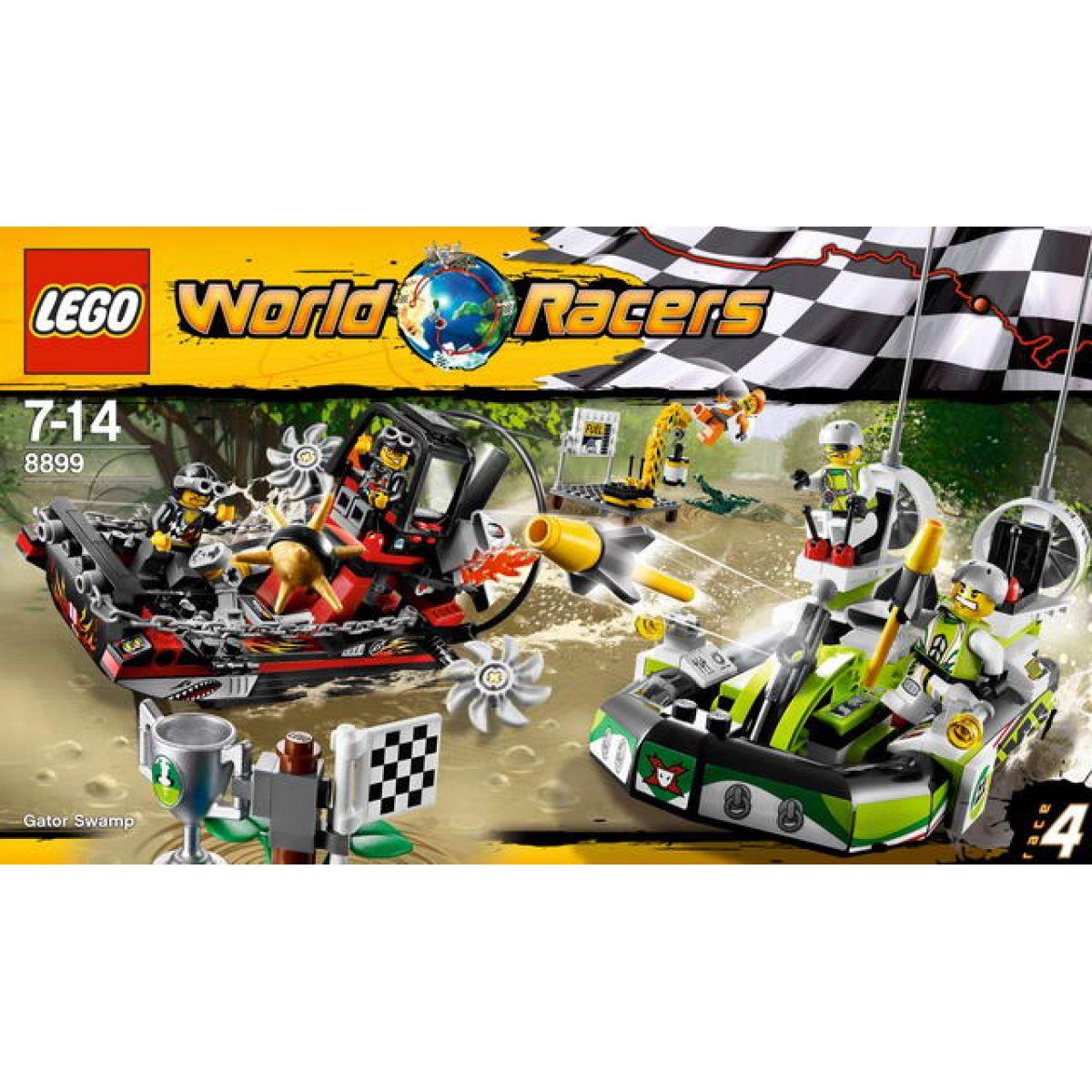 LEGO RACERS 8899 Krokodýlí močál