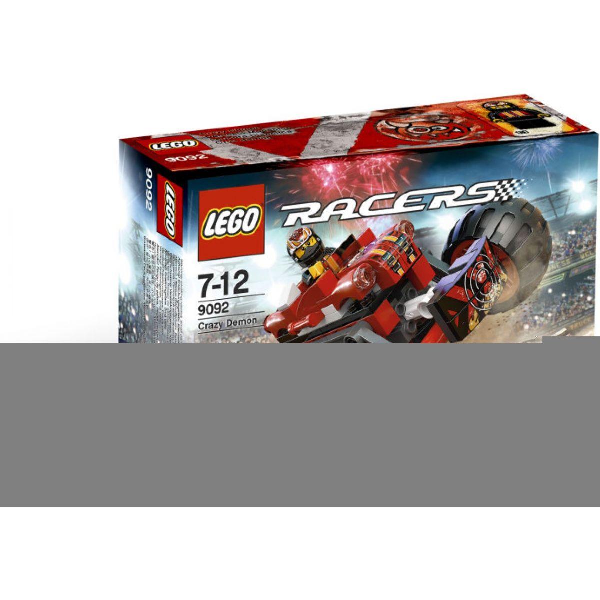 LEGO Racers 9092 Šílený démon