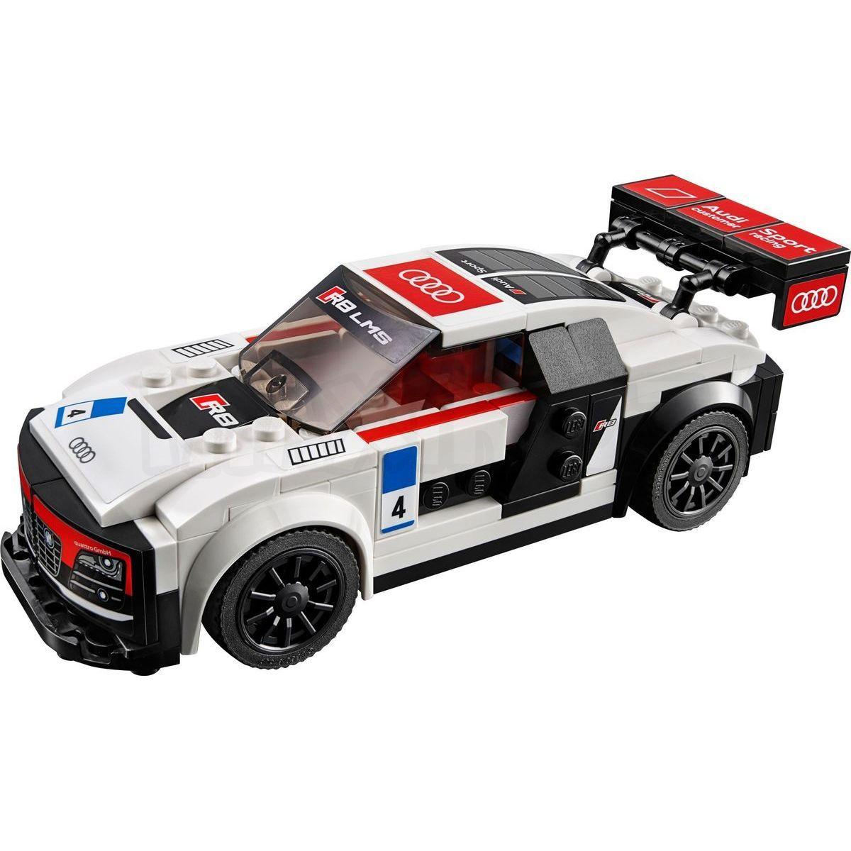 Lego speed champions audi r8 lms ultra 75873 7