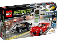 LEGO Speed Champions 75874 Chevrolet Camaro Dragster