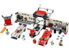 LEGO Speed Champions 75876 Porsche 919 Hybrid a 917K ulička v boxech 2
