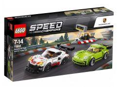 LEGO Speed Champions 75888 Porsche 911 RSR a 911 Turbo