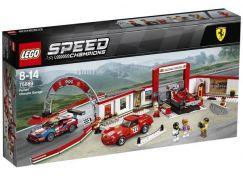 LEGO Speed Champions 75889 Úžasná garáž Ferrari