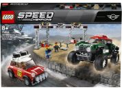 LEGO Speed Champions 75894 1967 Mini Cooper S Rally a 2018 MINI Jo