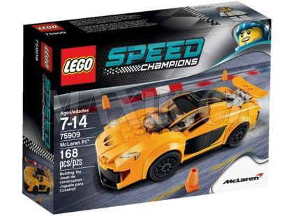 LEGO Speed Champions 75909 Champions McLaren P1