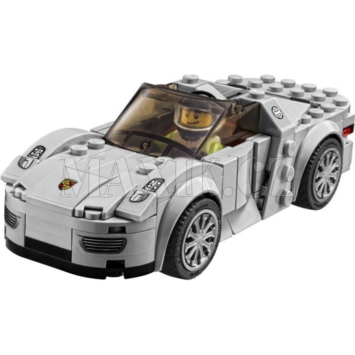 lego speed champions 75910 porsche 918 spyder max kovy hra ky. Black Bedroom Furniture Sets. Home Design Ideas