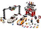 LEGO Speed Champions 75912 Porsche 911 GT v cílové rovince 2