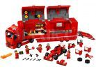 LEGO Speed Champions 75913 Kamión pro vůz F14 T týmu Scuderia Ferrari 2