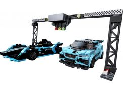 LEGO Speed Champions 76898 Formula E Panasonic Jaguar Racing GEN2