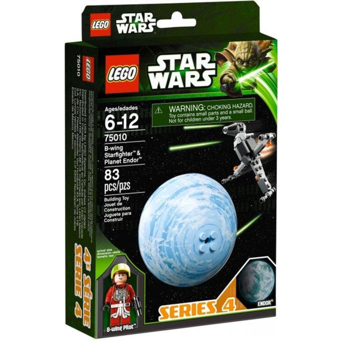 LEGO Star Wars 75010 B-Wing Starfighter & Planet Endor