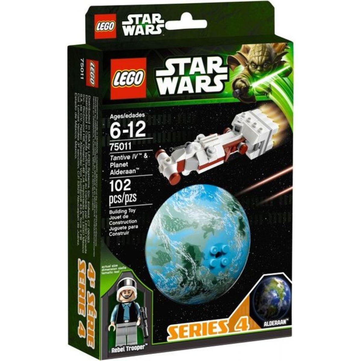 LEGO Star Wars 75011 Tantive IV & Planet Alderaan