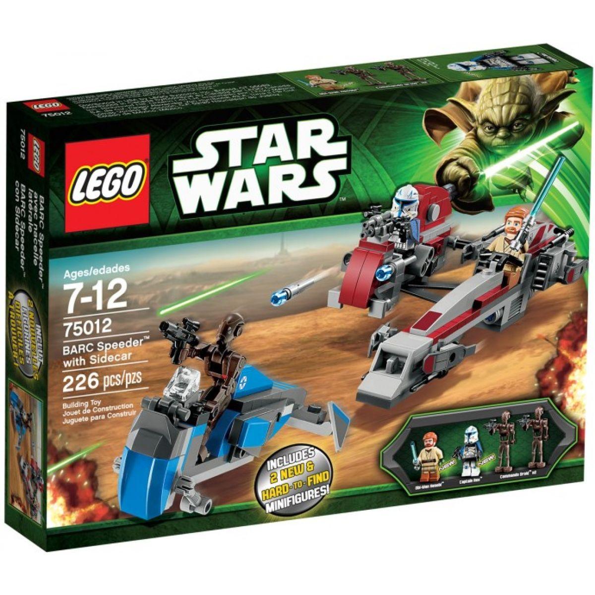 LEGO Star Wars 75012 Barc Speeder