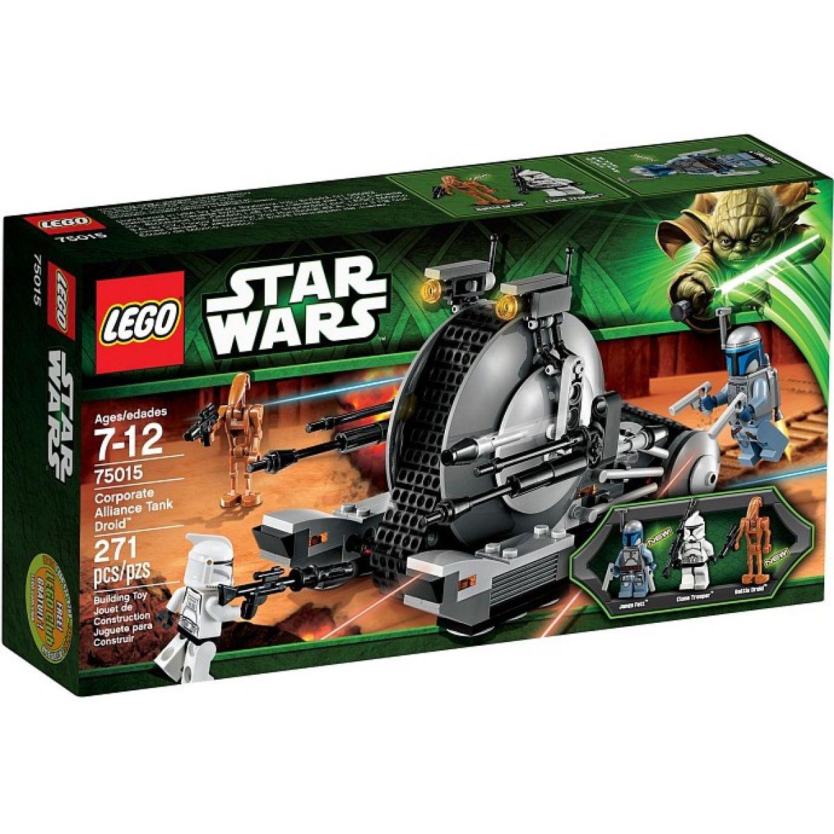 LEGO Star Wars 75015 Tankový droid Aliance