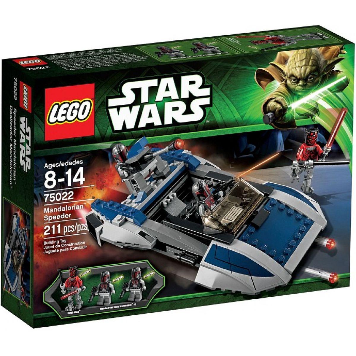 LEGO Star Wars 75022 Mandalorian Speeder