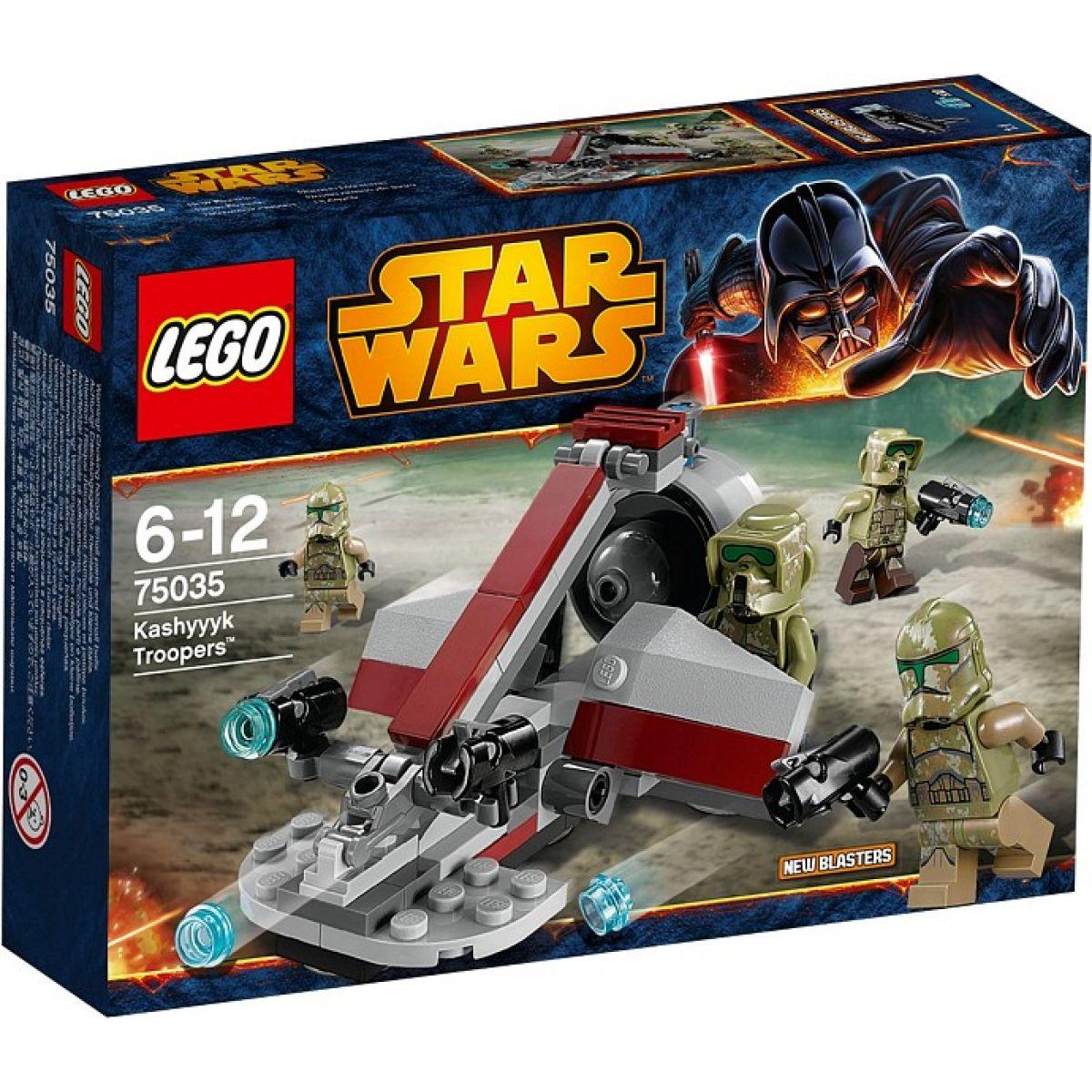 LEGO Star Wars 75035 Kashyyyk Troopers