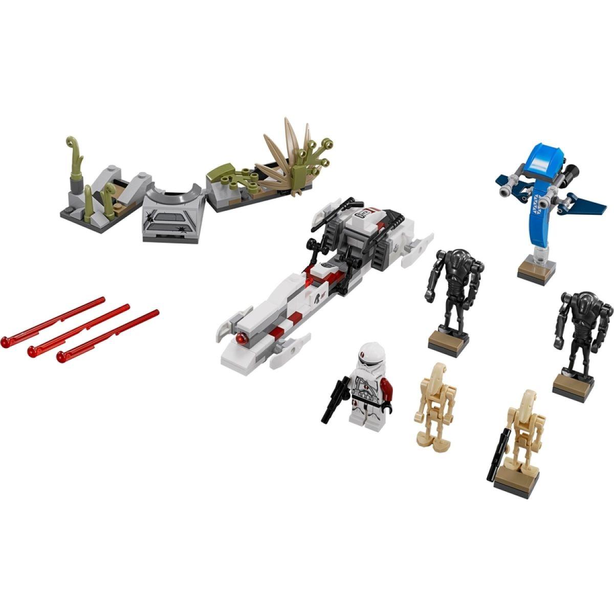LEGO Star Wars 75037 Battle on Saleucami #2