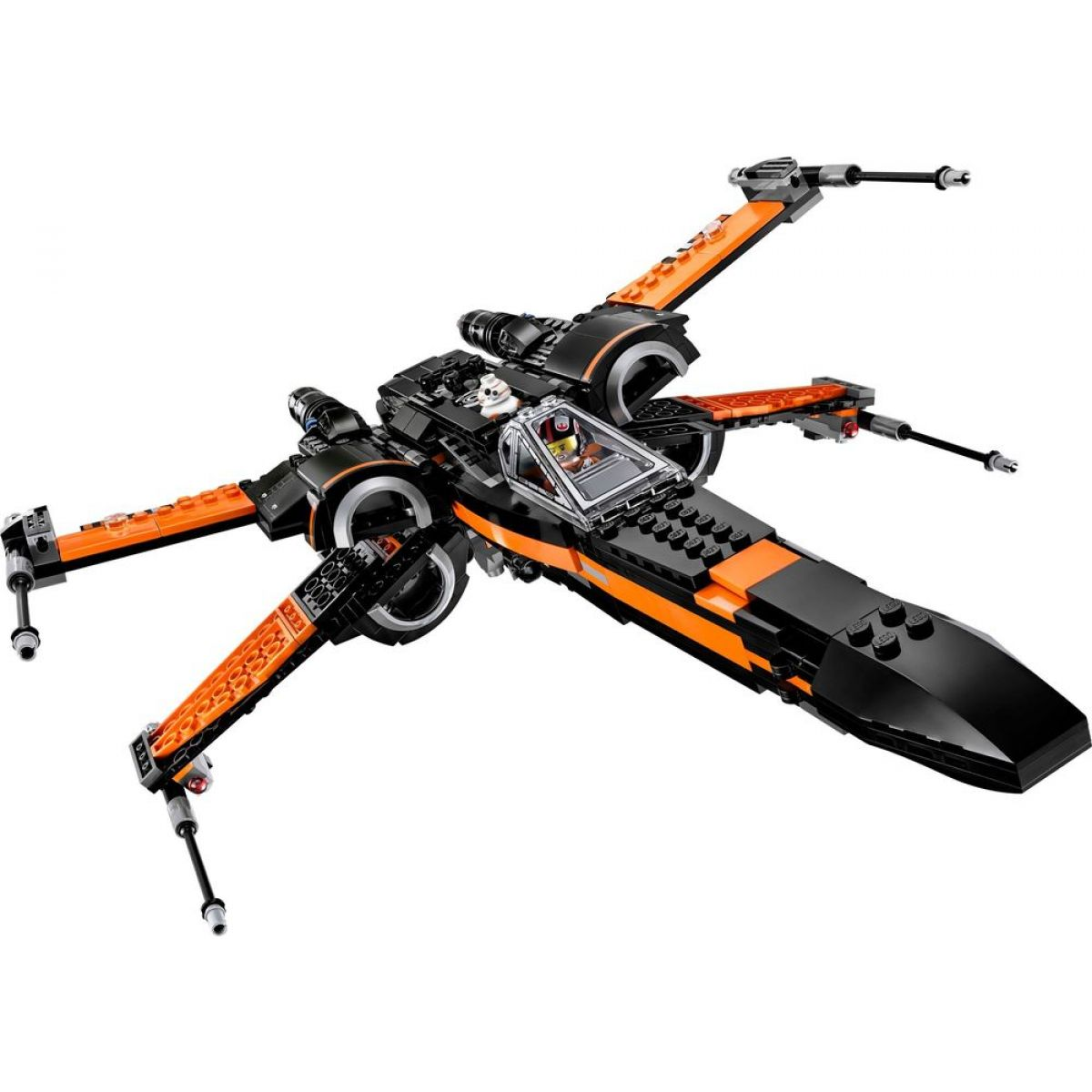 LEGO Star Wars 75102 Poe's X-Wing Fighter #2