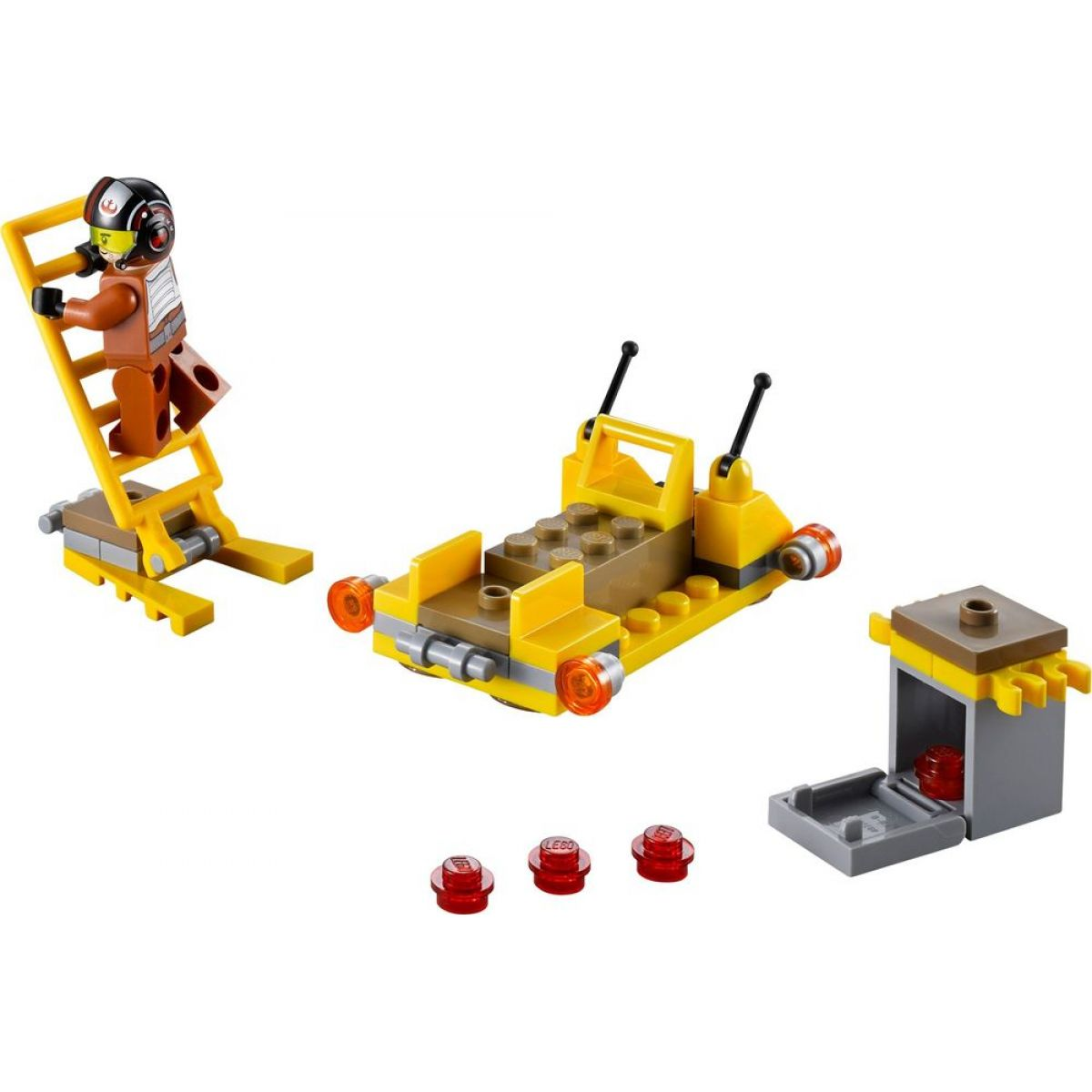 LEGO Star Wars 75102 Poe's X-Wing Fighter #4