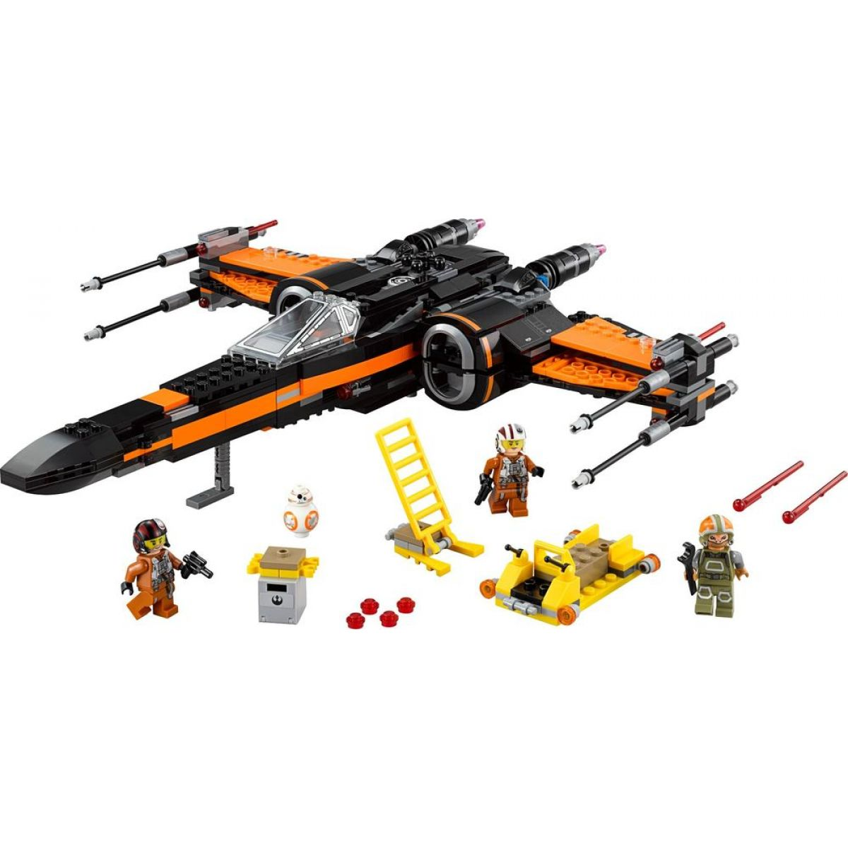 LEGO Star Wars 75102 Poe's X-Wing Fighter #8