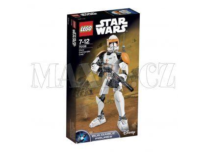 LEGO Star Wars 75108 Velitel klonů Cody™
