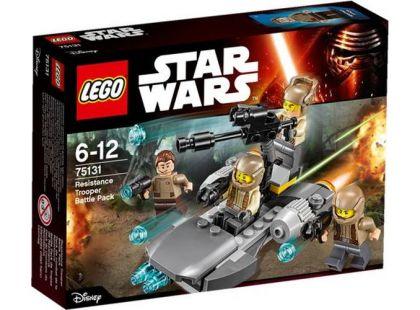 LEGO Star Wars 75131 Bitevní balíček Odporu