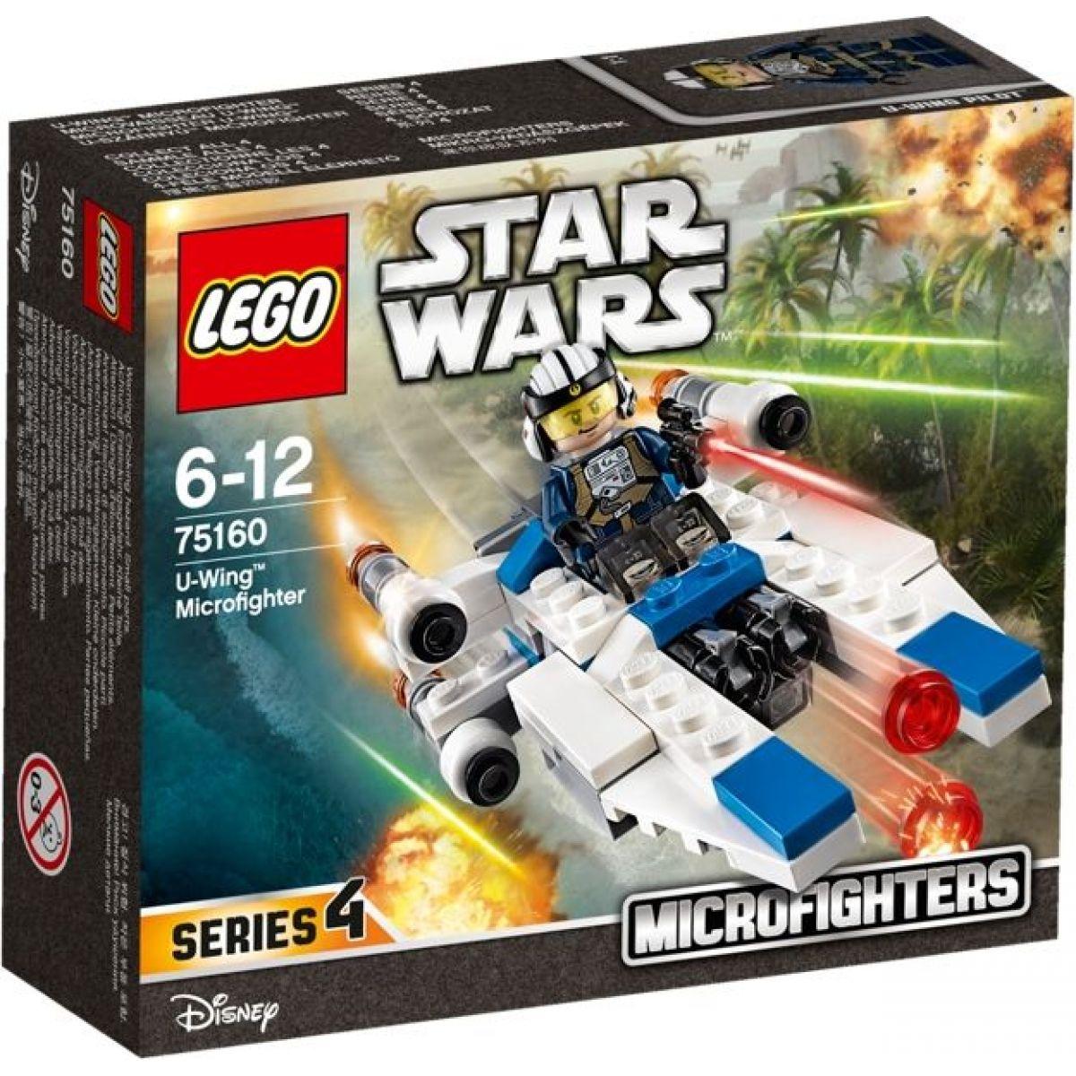 LEGO Star Wars 75160 Mikrostíhačka U-Wing