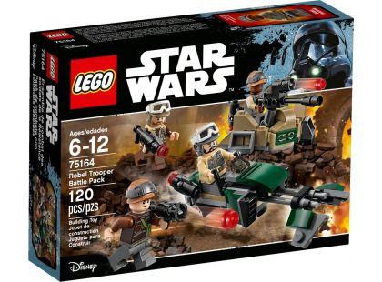 LEGO Star Wars 75164 Bitevní balíček vojáků Povstalců