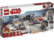 LEGO Star Wars 75202 Obrana planety Crait™