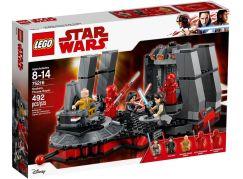 LEGO Star Wars 75216 Snokeův trůní sál - Poškozený obal