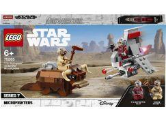 LEGO Star Wars 75265 Mikrostíhačka T-16 Skyhopper™ vs. Bantha™