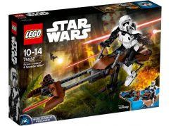 LEGO Star Wars 75532 Průzkumný voják a speederová motorka - Poškozený obal