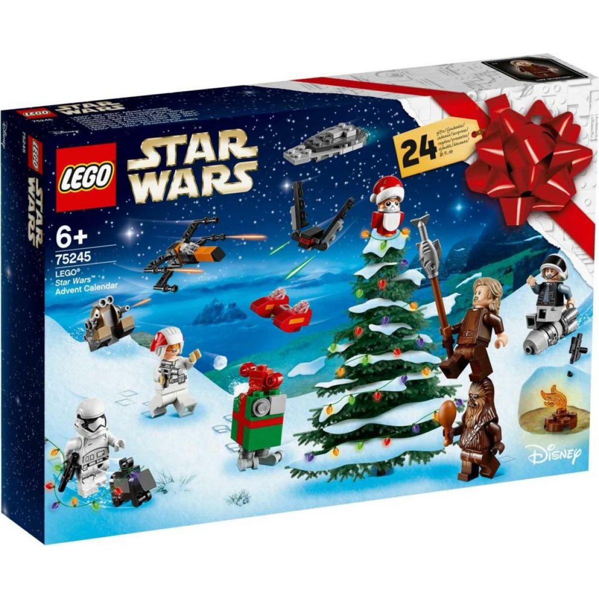 LEGO Star Wars ™ 75245 Adventní kalendář LEGO® Star Wars™