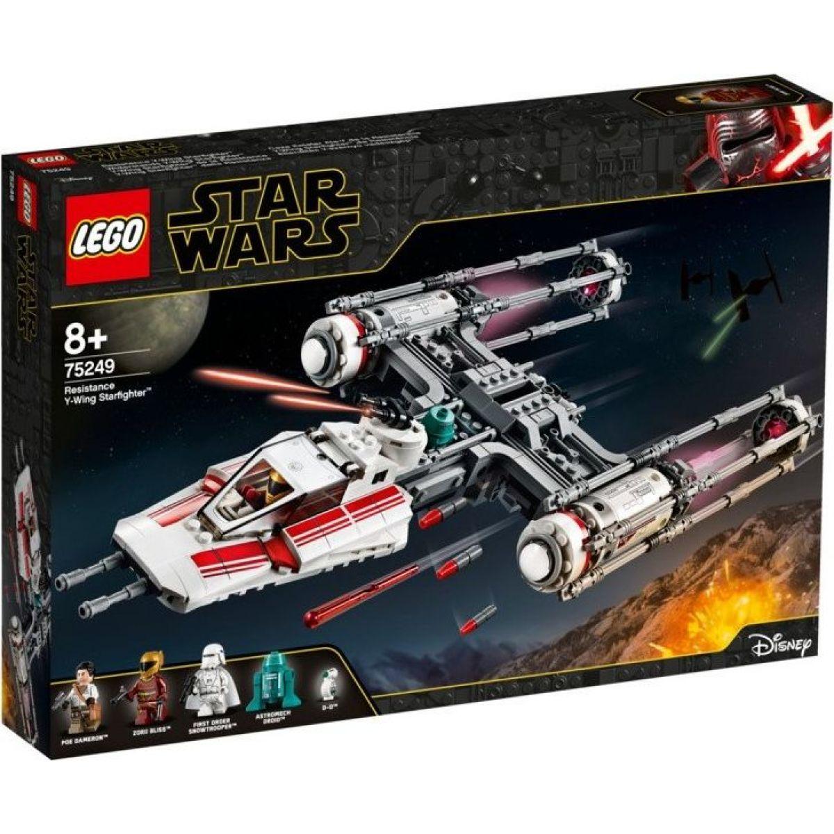 LEGO Star Wars ™ 75249 Stíhačka Y-Wing Odboje™