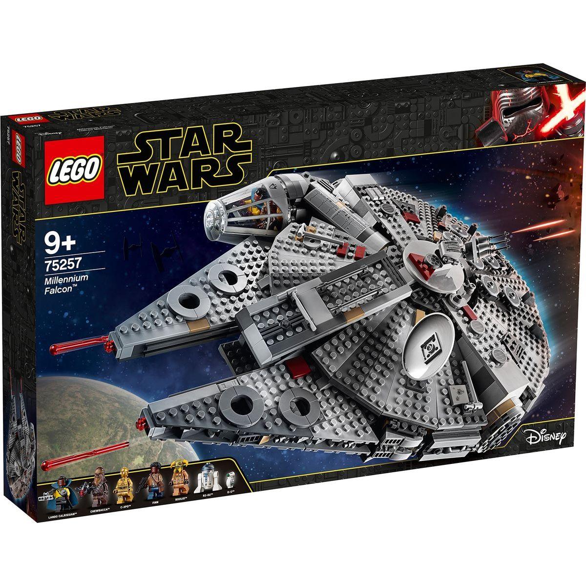 LEGO Star Wars ™ 75257 Millennium Falcon™